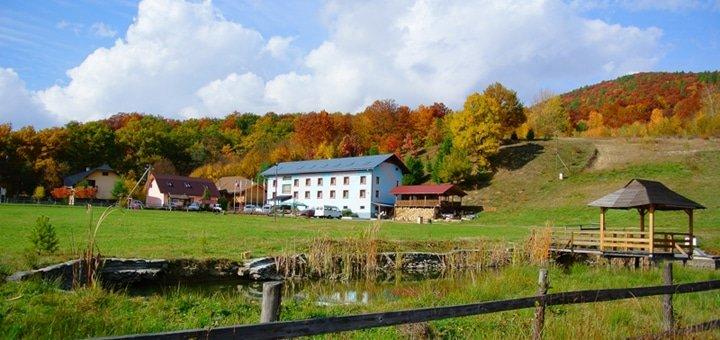 От 3 дней отдыха в период горнолыжного сезона и весной в отеле «Club Visson» в Карпатах