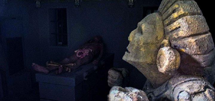 Хоррор-квест «Ацтеки» в любой день недели от компании «AR Escape Room»