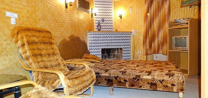 2 или 3 часа отдыха в сауне «Аэлита»