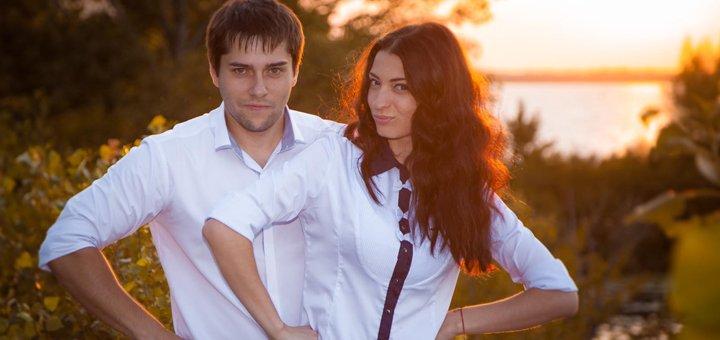 Весенняя фотосессия от Антона Богодвида