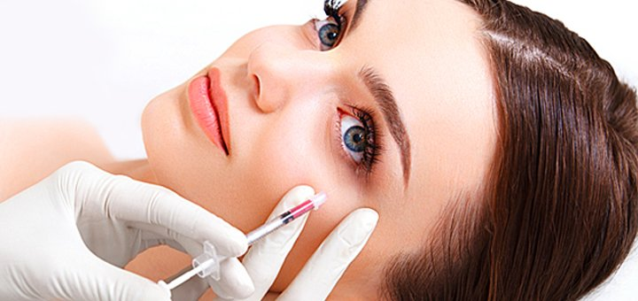 Скидка 60% на инъекции красоты Dysport 50 единиц в центре «Botox club»