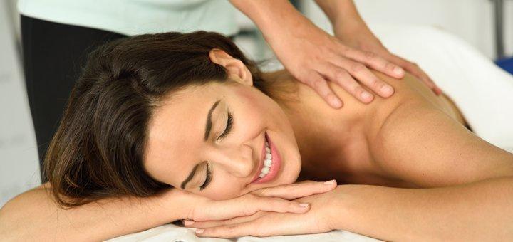До 7 сеансов антицелюлитного или классического массажа в Студии массажа