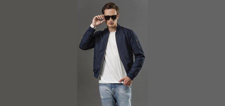 Скидка до 77% на весенние мужские куртки и пальто в магазине «Sun`s House»