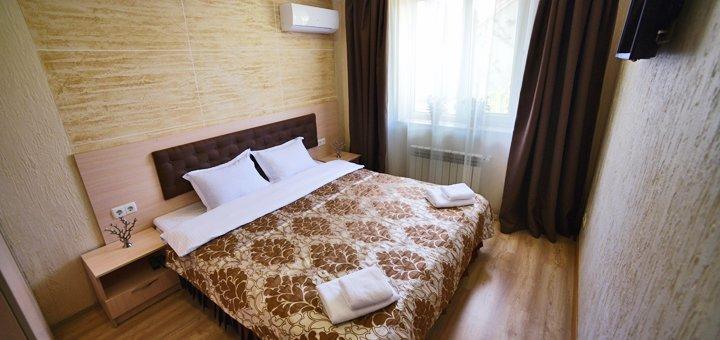 От 3 дней отдыха в апарт-отеле «Посейдон» в Черноморске