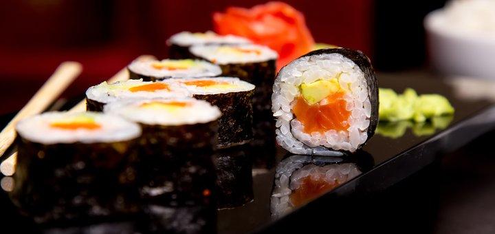Скидка 30% на доставку суши от службы доставки «Sky Food»