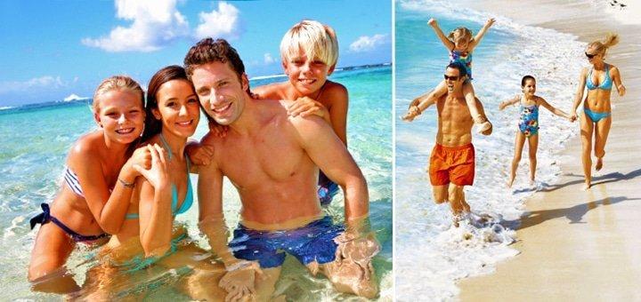 Бархатный сезон в Затоке! До 8 дней отдыха для двоих человек в отельном комплексе «Адам и Ева» под Одессой!
