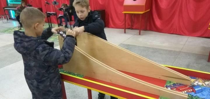 Знижка 50% на вхідний квиток до музею цікавої науки та техніки «Еврика»