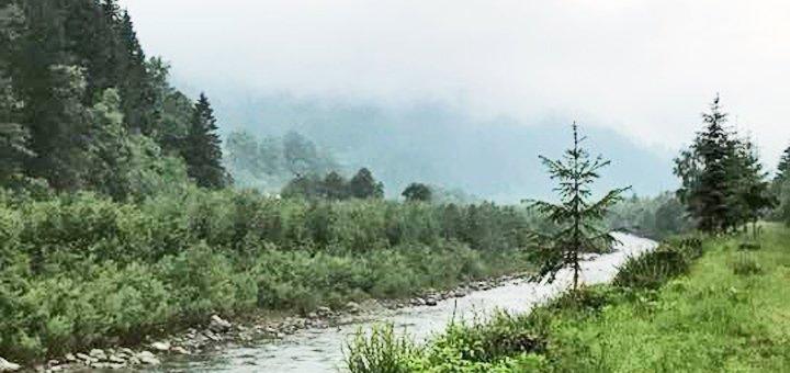 Рафтинг-тур по реке Черный Черемош и восхождение на Говерлу от «Buli-Tour»