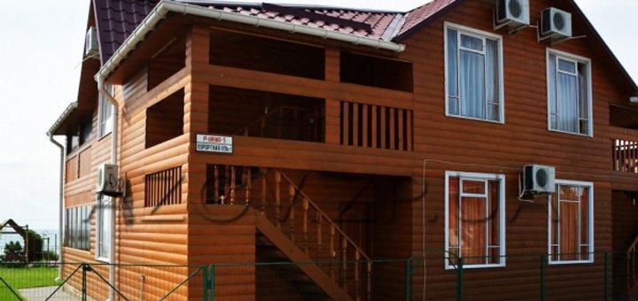 От 3 дней семейного отдыха у моря в гостевом доме «Анабель» в Приморске на берегу Азовского моря