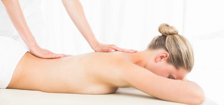До 8 сеансов массажа спины и шейно-воротниковой зоны в новом салоне красоты «Epilas»