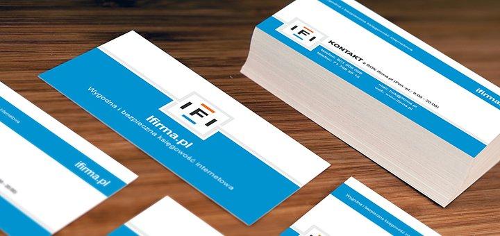 Печать визиток любой сложности от 53 грн