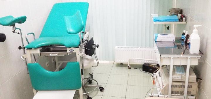 Комплексное обследование гинеколога, маммолога с анализами в клинике «Брак и семья»