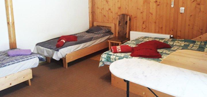5 дней отдыха на Новый год с питанием и пакетом услуг в отеле «Гуцульская гражда» в Прикарпатье