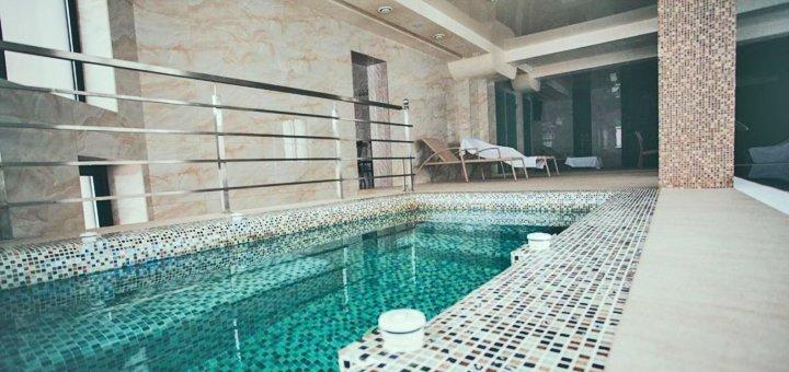От 3 дней отдыха в январе с завтраками в отеле «Diamond» 4* на горнолыжном курорте Буковель