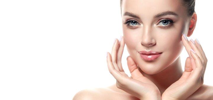 До 5 сеансов RF-лифтинга лица, шеи и зоны декольте в кабинете перманентного макияжа