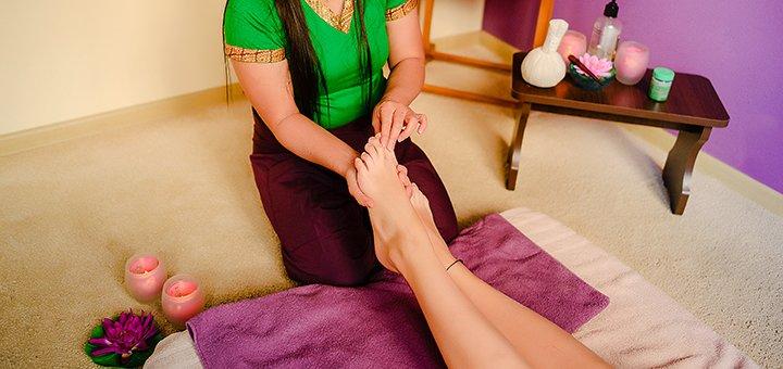 Тайский массаж и SPA-программа от мастеров из Таиланда в салоне «Цветок Таиланда»