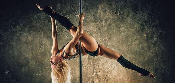 До 6 занятий Pole dance в студии фитнеса и танцев «New.Me»