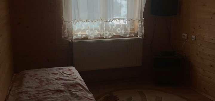 От 3 дней отдыха в коттедже Вершина в комплексе «Беркут. Перевал» в Яблунице