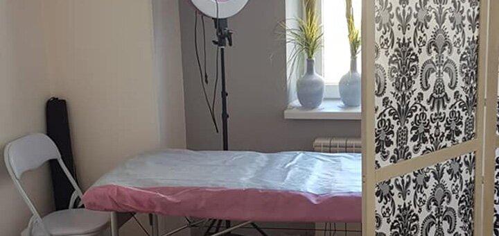 До 5 сеансов моделирования бровей и биотатуажа хной в кабинете красоты «A.Beatylab»