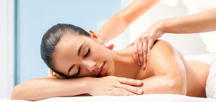 Лимфоочищающий массаж всего тела в студии красоты «Нова-Я»