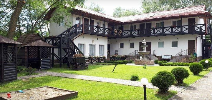 От 3 дней отдыха «All Inclusive» весной в комплексе «Сяня» под Львовом