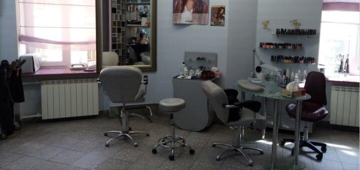 Маникюр с покрытием гель-лаком в салоне красоты «Why Not»