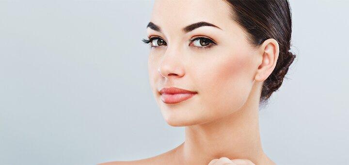 Чистка лица с дарсонвализацей в студии красоты «BeautyComplex»
