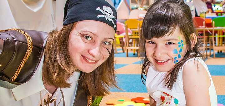 Организация дня рождения от развлекательного центра «Yu Kids Island» в ТРЦ «ArtMall»