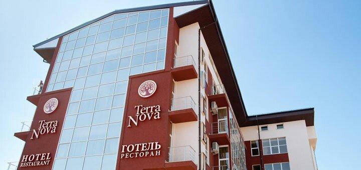 От 2 дней SPA-отдыха с тремя бассейнами в отельном комплексе «Terra Nova» под Киевом