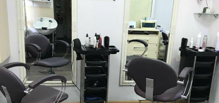 Мелирование, брондирование, кератиновое восстановление, стрижка и укладка волос в «Ваниль»