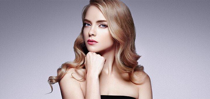 Перманентный макияж век, бровей или губ в косметологическом кабинете на Короленко