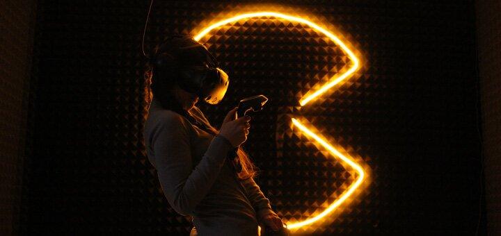 Час командной игры в виртуальной реальности от «Game Core VR club»