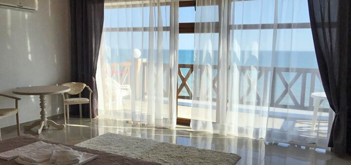 От 3 дней отдыха в мае в усадьбе «ДоброДвор» в Железном Порту на Черном море