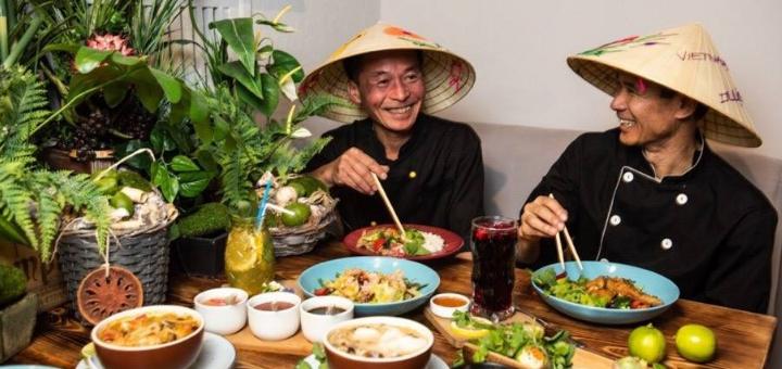 Ужин для двоих в ресторане аутентичной вьетнамской кухни «Viet Bar»