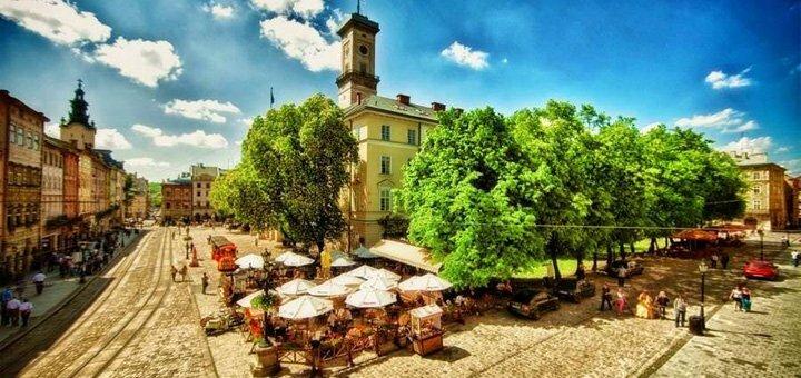 Автобусный тур выходного дня в Карпаты с посещением Львова от компании «Твій Край»