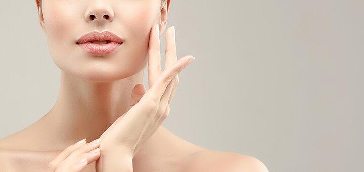 Миостимуляция лица, шеи, декольте или груди от косметолога Алены Рай