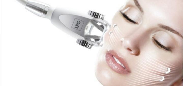 Скидка до 64% на LPG‐массаж лица с маской по типу кожи в салоне «Эндорфин»