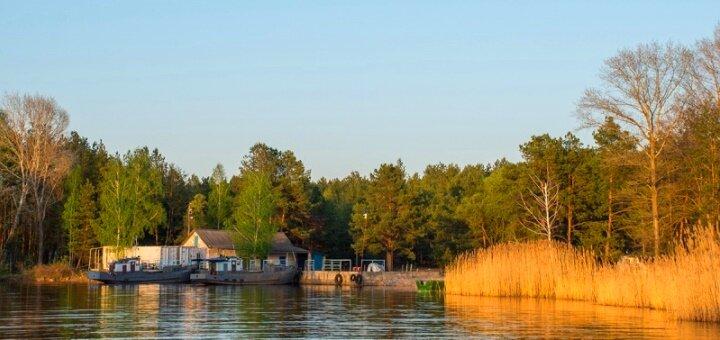 Рыбалка с арендой беседки и мангала на базе отдыха «Рыбацкий стан»