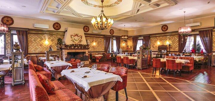 От 2 дней отдыха с завтраками и шампанским  в гостиничном комплексе «Вилла Вита» под Киевом