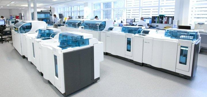 Диагностика и анализы в лаборатории «NIKOLAB»