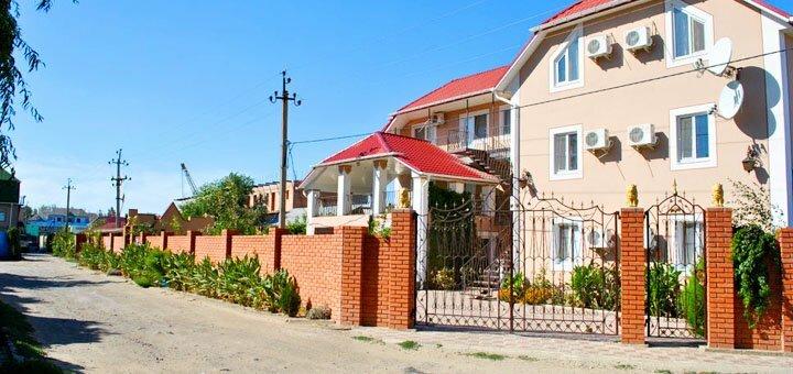 От 3 дней отдыха в пансионате «Влада» в Железном Порту на Черном море