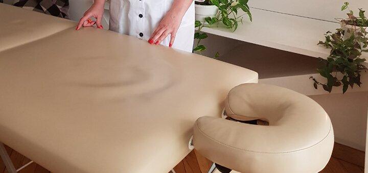 До 7 сеансов оздоровительного массажа тела в «Студии массажа»
