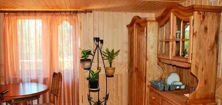 От 3 дней отдыха для семьи в отеле «Краєвид» в Яремче