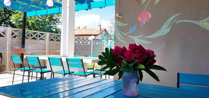 От 3 дней отдыха с июля по сентябрь в гостевом доме «Шафран» под Одессой на Черном море