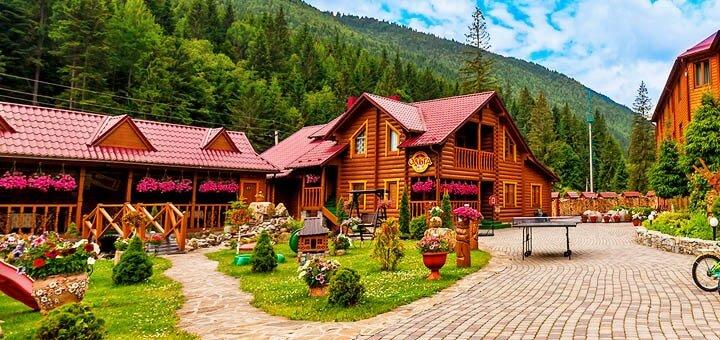 От 3 дней отдыха с питанием в SPA-корпусе отеля «Ольга» в Татарове