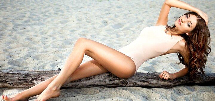 До 5 сеансов элос-эпиляции большой и малой зоны в студии лазерной косметологии «Lady Deluxe»