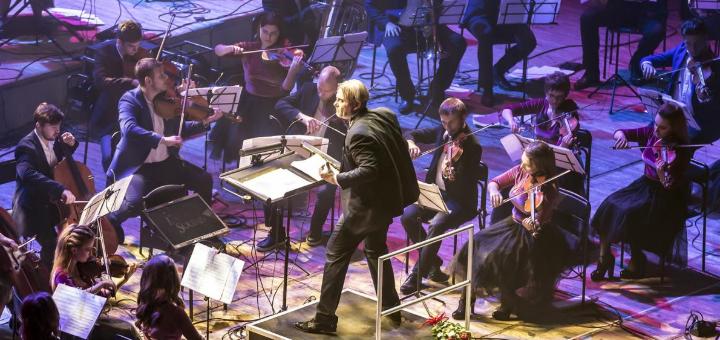 Билет на концерт оркестра «Lords of the Sound» в Летнем театре на Морвокзале, 17 июля