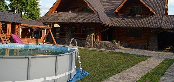От 3 дней отдыха с двухразовым питанием в усадьбе «Пикуй» в Закарпатье