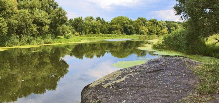 От 5 дней отдыха на базе «Лесная сказка» над Росью под Киевом