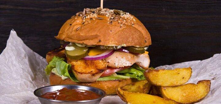Скидка до 40% на все меню кухни и коктейли в баре «Braconnier»